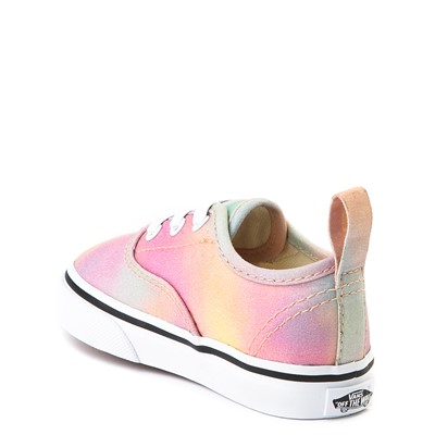 Alternate view of Vans Authentic Skate Shoe - Baby / Toddler - Aura Shift