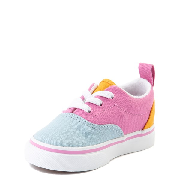 alternate view Vans Era Color-Block Skate Shoe - Baby / Toddler - MultiALT3