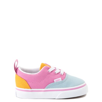 Main view of Vans Era Color-Block Skate Shoe - Baby / Toddler - Multi