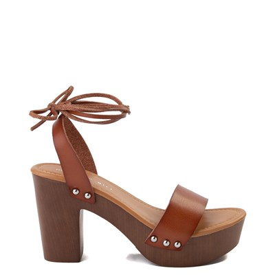 Main view of Womens Madden Girl Leo Heel - Cognac