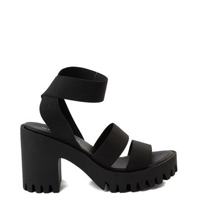 Main view of Womens Madden Girl Sandy Heel - Black