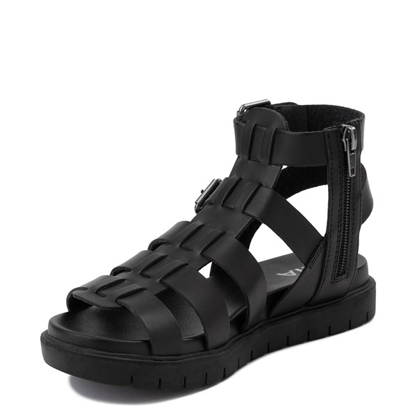alternate view Womens MIA Carlynn Gladiator Sandal - BlackALT3