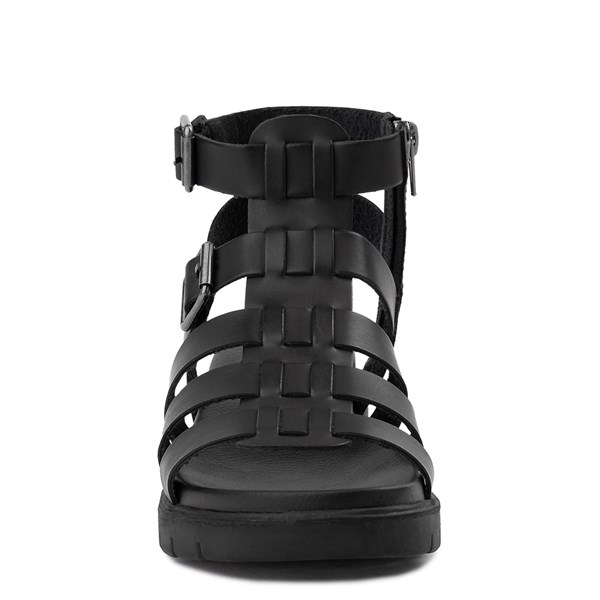 alternate view Womens MIA Carlynn Gladiator Sandal - BlackALT4