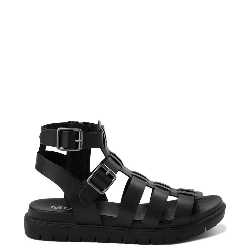 Womens MIA Carlynn Gladiator Sandal - Black