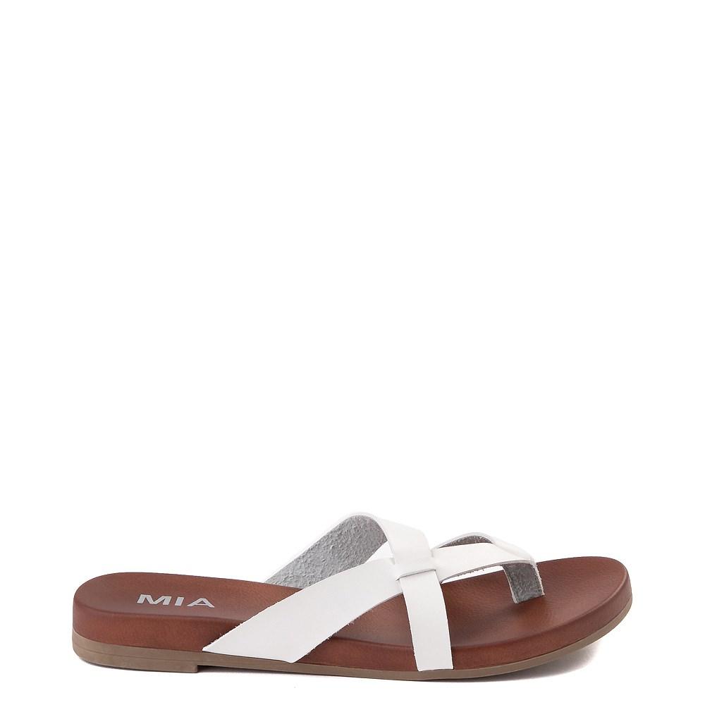Womens MIA Ares Sandal - White