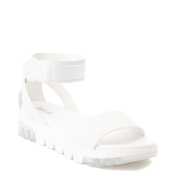 alternate view Womens MIA Ellyson Sandal - WhiteALT1