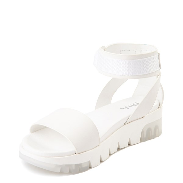 alternate view Womens MIA Ellyson Sandal - WhiteALT3