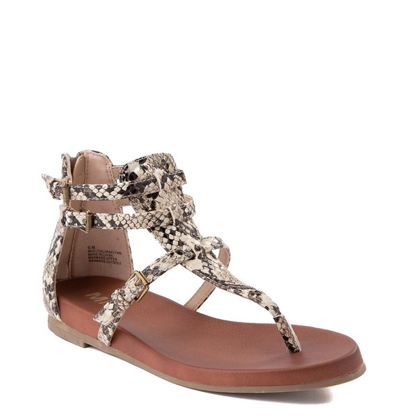 alternate view Womens MIA Raelynn Sandal - SnakeALT1