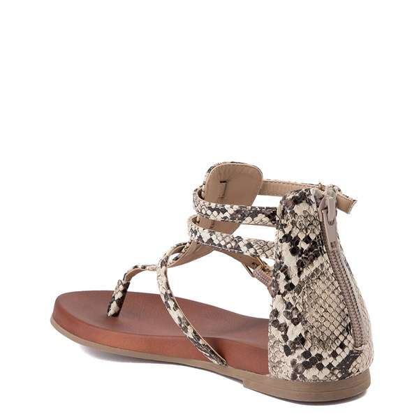 alternate view Womens MIA Raelynn Sandal - SnakeALT2