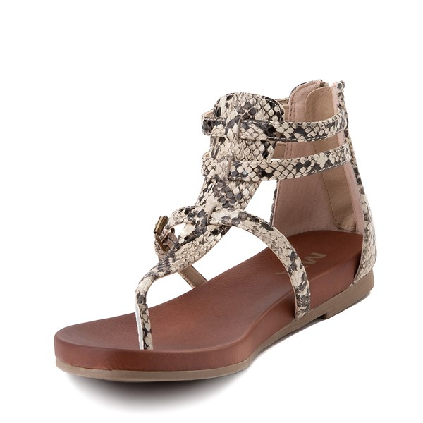 alternate view Womens MIA Raelynn Sandal - SnakeALT3
