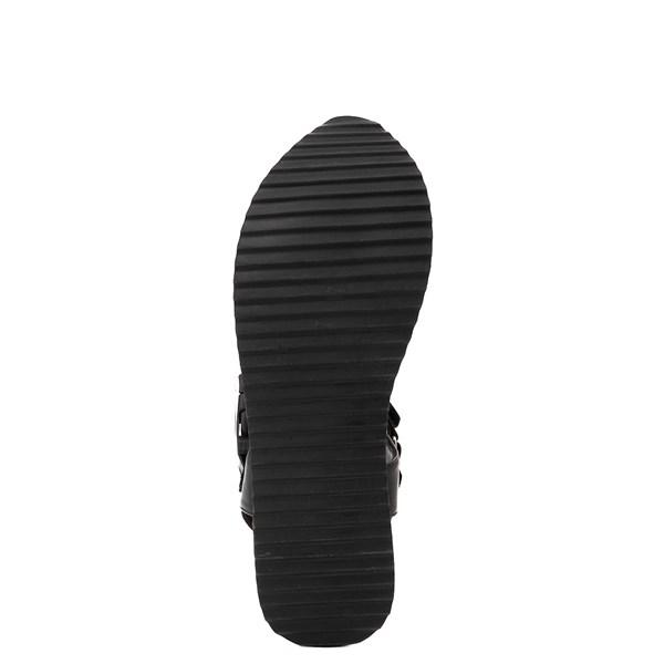 alternate view Womens Dirty Laundry Greats Platform Sandal - BlackALT5