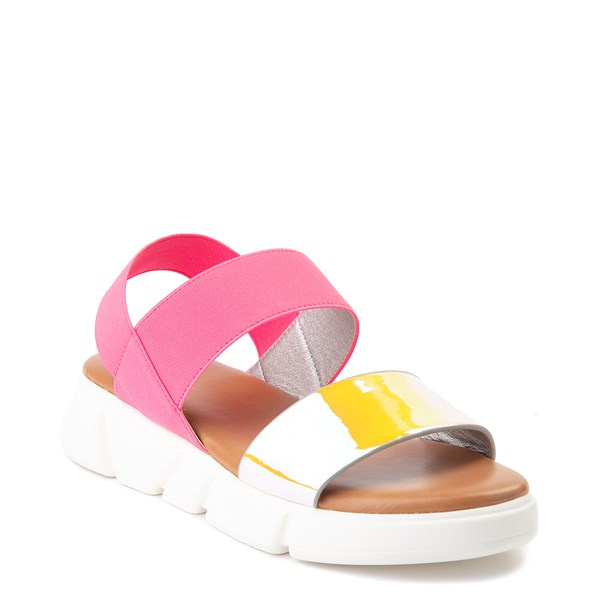 alternate view Womens Dirty Laundry All Star Sandal - PinkALT1