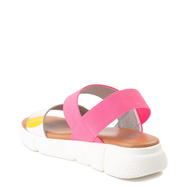 alternate view Womens Dirty Laundry All Star Sandal - PinkALT2