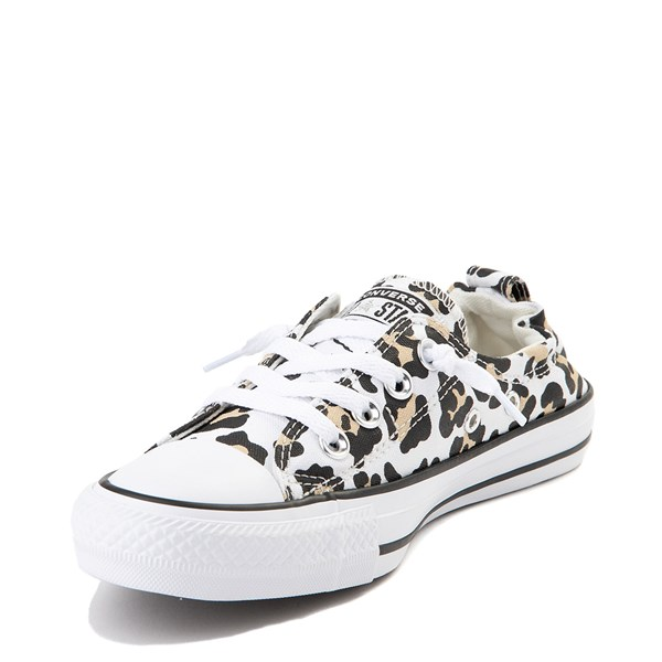 alternate view Womens Converse Chuck Taylor All Star Shoreline Sneaker - LeopardALT3
