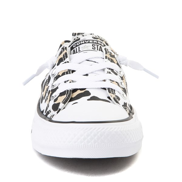 alternate view Womens Converse Chuck Taylor All Star Shoreline Sneaker - LeopardALT4