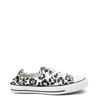 Main view of Womens Converse Chuck Taylor All Star Shoreline Sneaker - Leopard