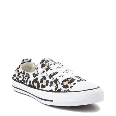 Alternate view of Womens Converse Chuck Taylor All Star Shoreline Sneaker - Leopard