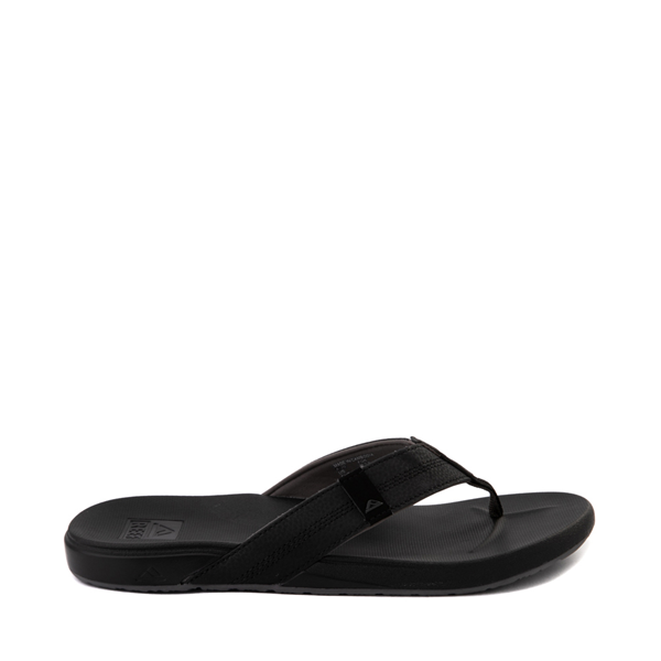 Mens Reef Cushion Bounce Phantom Sandal - Black