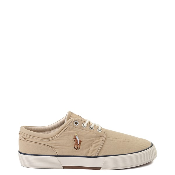 Main view of Mens Faxon Casual Shoe by Polo Ralph Lauren - Khaki