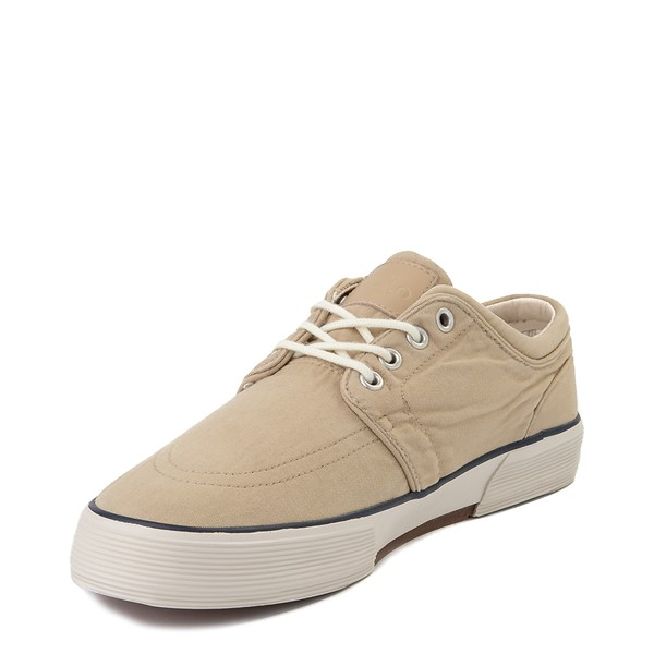 alternate view Mens Faxon Casual Shoe by Polo Ralph Lauren - KhakiALT2