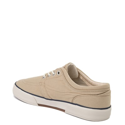 Alternate view of Mens Faxon Casual Shoe by Polo Ralph Lauren - Khaki