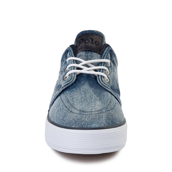 alternate view Mens Faxon Casual Shoe by Polo Ralph Lauren - DenimALT4
