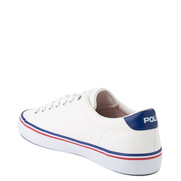 alternate view Mens Longwood Casual Shoe by Polo Ralph Lauren - WhiteALT2