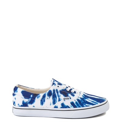 Main view of Mens Thorton Casual Shoe by Polo Ralph Lauren - Tie Dye