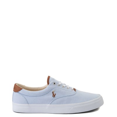 Main view of Mens Thorton Casual Shoe by Polo Ralph Lauren - Sky Blue