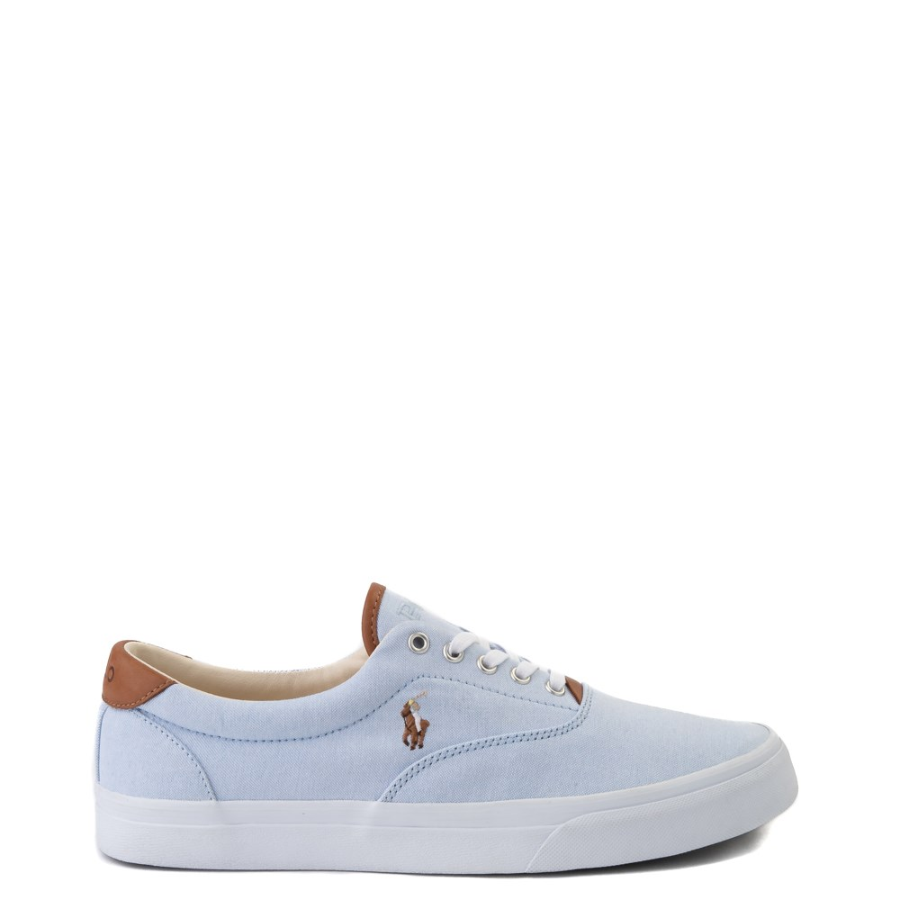 Mens Thorton Casual Shoe by Polo Ralph Lauren - Sky Blue