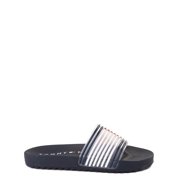 Tommy Hilfiger Shylo Slide Sandal - Little Kid / Big Kid - Navy