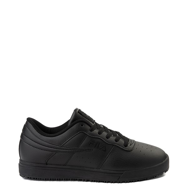 Mens Fila Vulc 13 SR Work Shoe - Black
