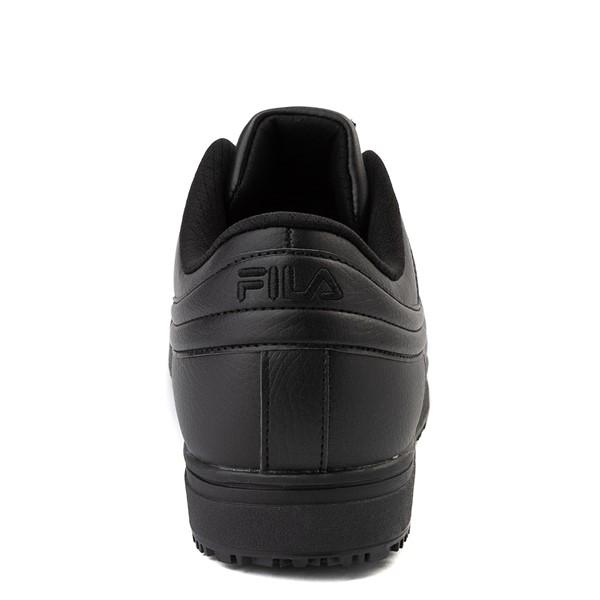 alternate view Mens Fila Vulc 13 SR Work Shoe - BlackALT4