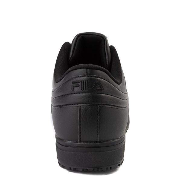 alternate view Mens Fila Vulc 13 SR Work Shoe - BlackALT6