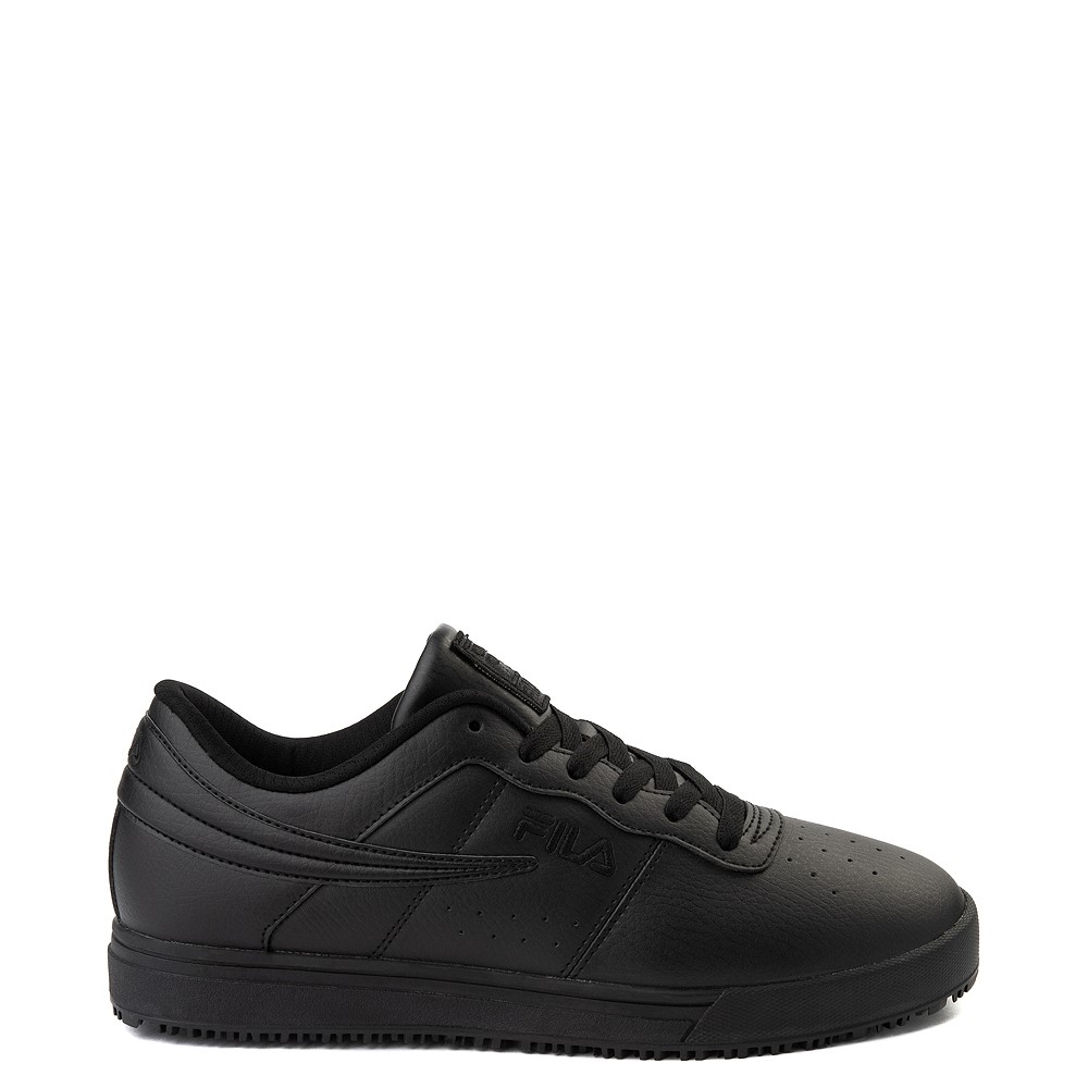 Mens Fila Vulc 13 SR Work Shoe - Black