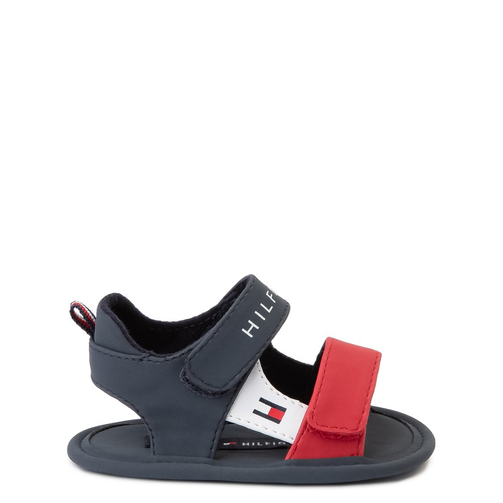 Tommy Hilfiger Leomi Sandal - Baby - Navy / Red / White