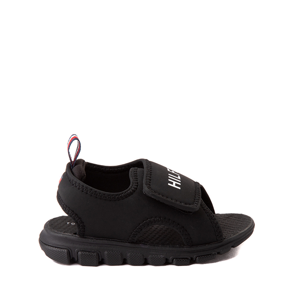 Main view of Tommy Hilfiger Shayde Sandal - Baby / Toddler - Black