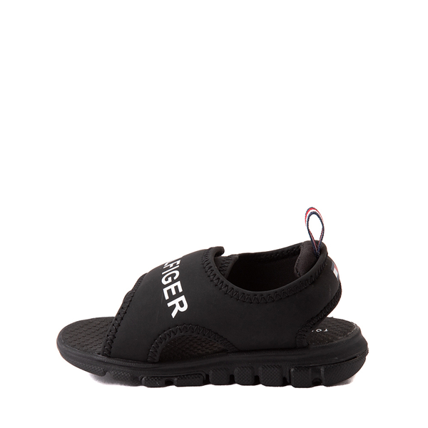 alternate view Tommy Hilfiger Shayde Sandal - Baby / Toddler - BlackALT1