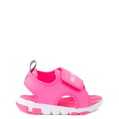 Main view of Tommy Hilfiger Shayde Sandal - Baby / Toddler - Knockout Pink