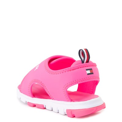 Alternate view of Tommy Hilfiger Shayde Sandal - Baby / Toddler - Knockout Pink