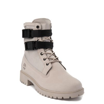 "Alternate view of Womens Timberland Jayne 6"" Double Buckle Boot - Taupe"