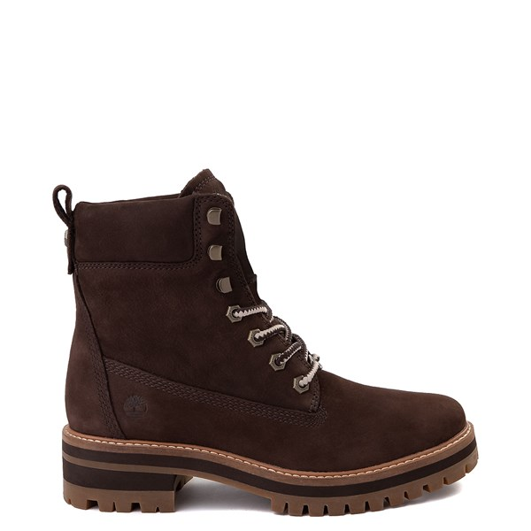 "Womens Timberland Courmayeur Valley 6"" Boot - Brown"
