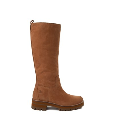 Main view of Womens Timberland Courmayeur Valley Tall Boot - Brown