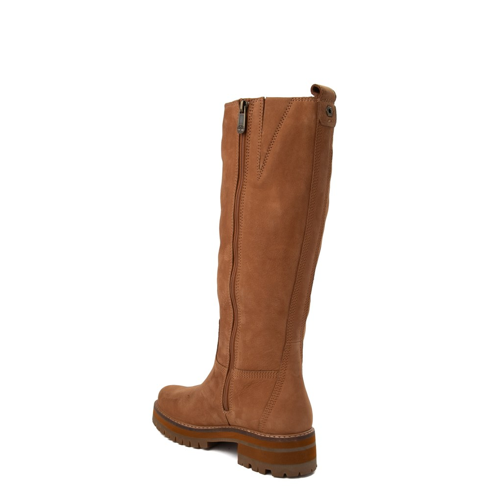Womens Timberland Courmayeur Valley Tall Boot Brown