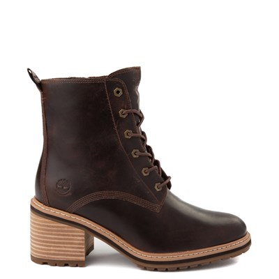 Main view of Womens Timberland Sienna High Boot - Dark Brown