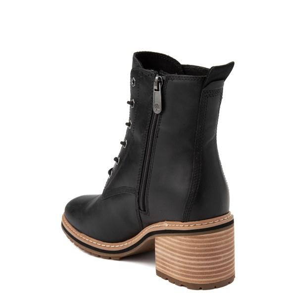 alternate view Womens Timberland Sienna High Boot - BlackALT2