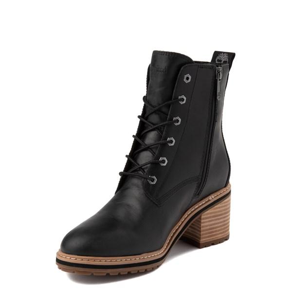 alternate view Womens Timberland Sienna High Boot - BlackALT3