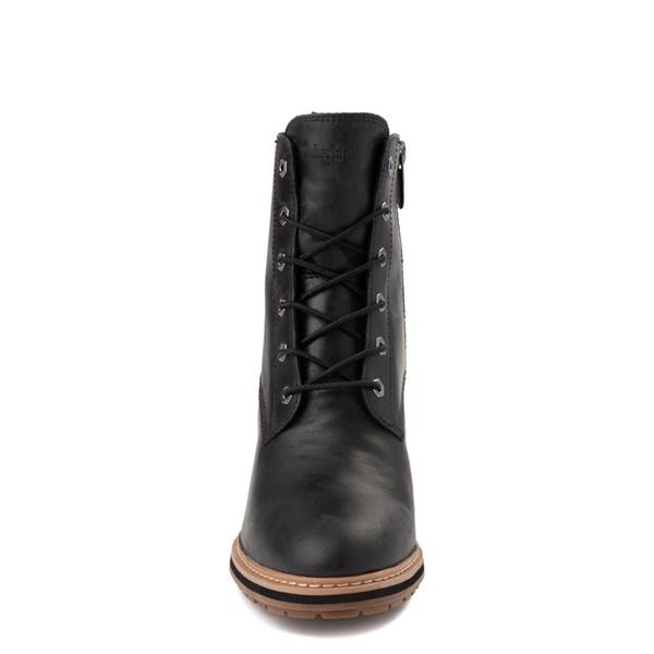 alternate view Womens Timberland Sienna High Boot - BlackALT4