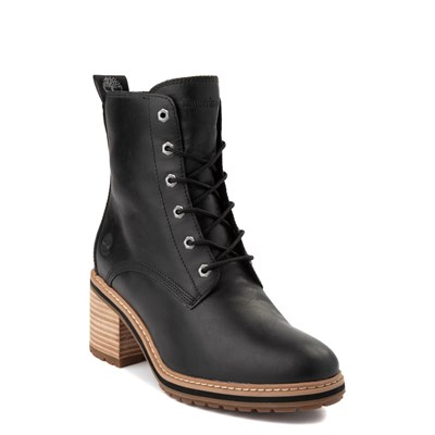 Alternate view of Womens Timberland Sienna High Boot - Black