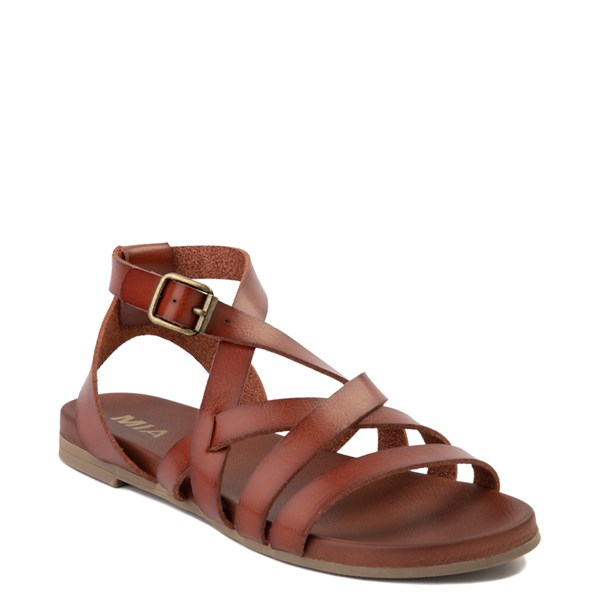 alternate view Womens MIA Naylah Sandal - CognacALT1